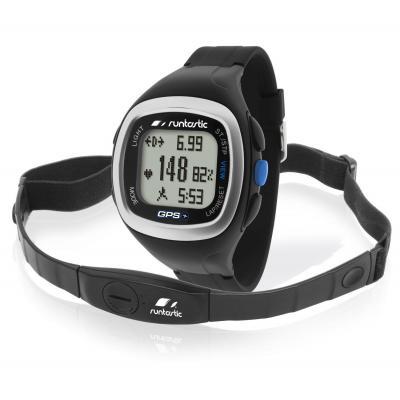Runtastic sporthorloge: - GPS Watch - Zwart