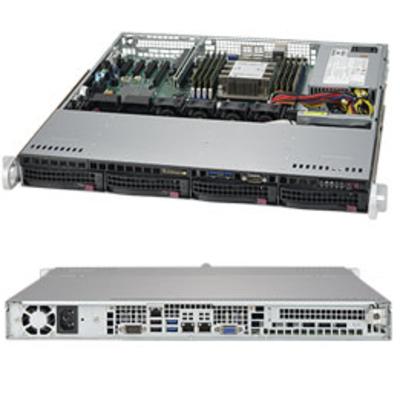 Supermicro SYS-5019P-MT server barebones
