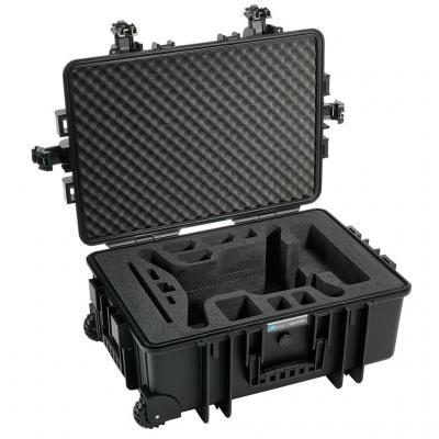 B&w : PP/Foam, 429.3x609.6x264.2mm, 6.8kg, Black - Zwart