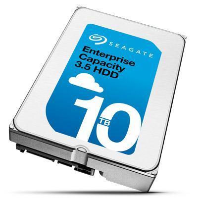"""Seagate interne harde schijf: Enterprise 10 TB 3.5"""""""