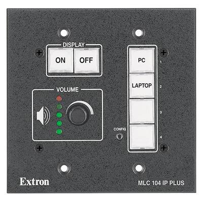 Extron 60-818-03 Afstandsbedieningen