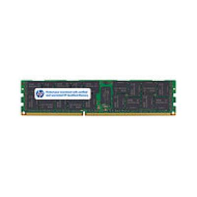 Hewlett Packard Enterprise HP 4GB (1x4GB) Single Rank x4 PC3L-10600 (DDR3-1333) Reg CAS-9 LP .....
