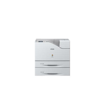 Epson WorkForce AL-C500DTN Laserprinter - Zwart, Cyaan, Magenta, Geel
