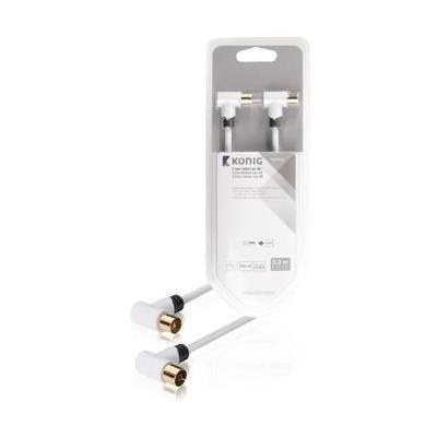 König KNS40010W50 coax kabel