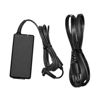 Zebra L10 Power, black, EU adapter Netvoeding - Zwart