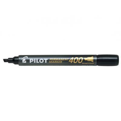 Pilot Permanent Marker 400 Markeerstift - Zwart