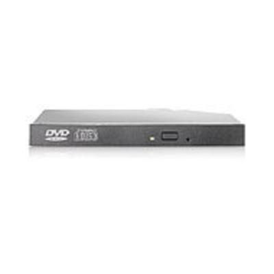 Hewlett Packard Enterprise 12.7mm Slim SATA DVD ROM JackBlack Brander - Zwart