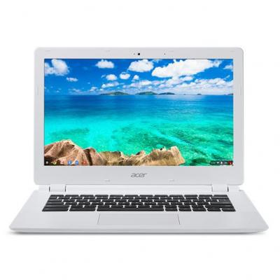 Acer laptop: Chromebook CB5-311-T0Z8 - Wit (Approved Selection One Refurbished), QWERTY