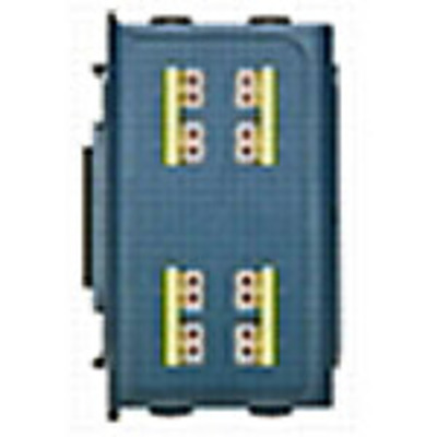 Cisco 8 x 100 FX, 10.1W, 1.45 kg Netwerk switch module