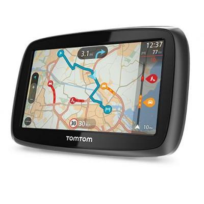 Tomtom navigatie: GO 40 - Zwart, Grijs