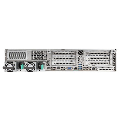 Intel Server System R2208WTTYC1R Server barebone - Roestvrijstaal