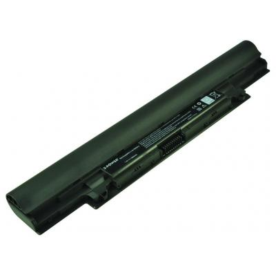 2-Power 7.4V 5200mAh 38Wh Li-Ion Laptop Battery Notebook reserve-onderdeel - Zwart