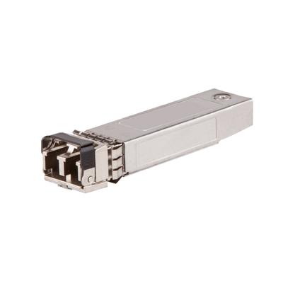 Hewlett Packard Enterprise Aruba 10G SFP+ LC SR Netwerk tranceiver module