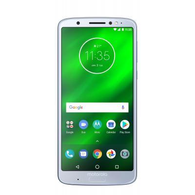 Motorola smartphone: moto g⁶ plus - Zilver 64GB