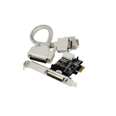 Longshine PCIe Card, RS-422 / RS-485 Interfaceadapter