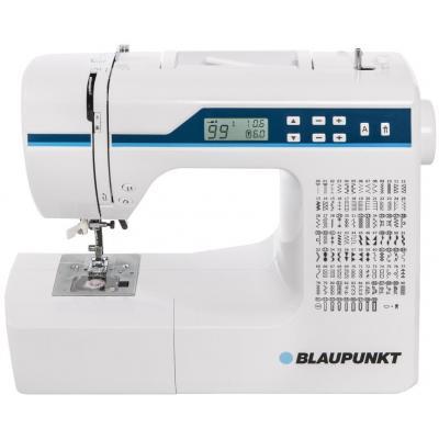 Blaupunkt naaimachine: 152765 - Wit