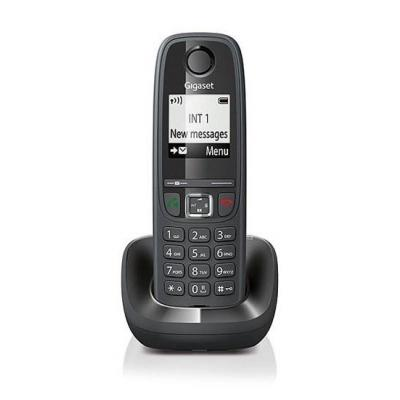 Gigaset dect telefoon: AS405 - Zwart
