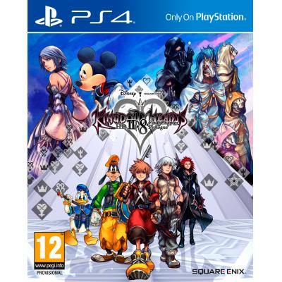 Square enix game: Kingdom Hearts HD 2.8 Final Chapter Proogue  PS4