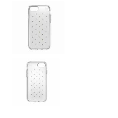 Speck mobile phone case: Presidio - Transparant