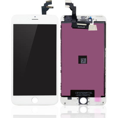 CoreParts iPhone 6+ LCD Assembly White Mobile phone spare part - Wit
