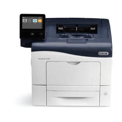 Xerox VersaLink C400 Duplex Ethernet Laserprinter - Zwart,Wit