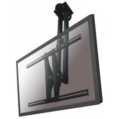 Newstar flat panel plafond steun: LCD/Plasma/LED plafondsteun - Zwart