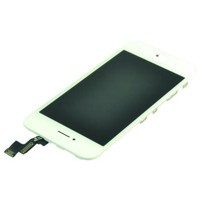 "Psa parts mobile phone spare part: 10.16 cm (4 "") LCD screen, touch panel assy, Apple iPhone 5S, white"