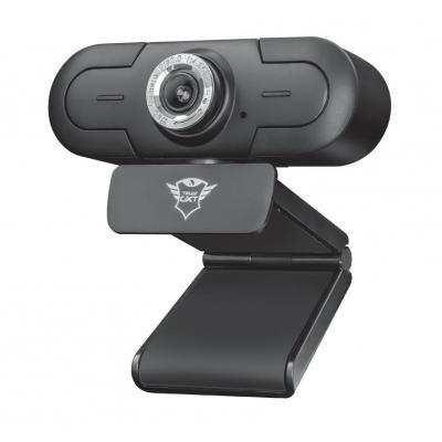 Trust GXT 1170 Xper Webcam - Zwart