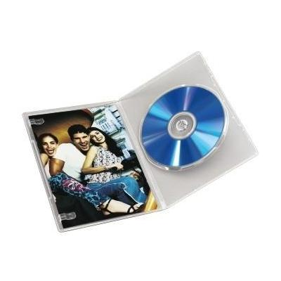 Hama DVD Jewel Case, Slim 10, transparent - Transparant