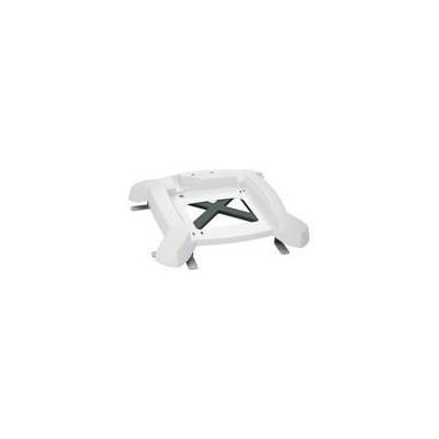 Lexmark printerkast: Lage printersteun met extra stabiliteit - Wit
