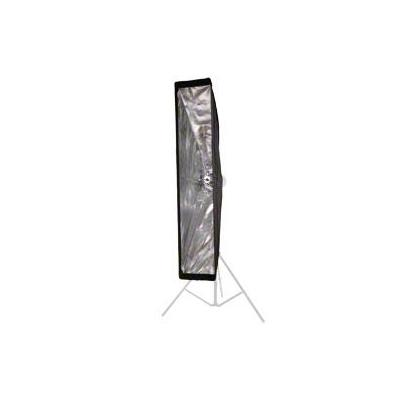 Walimex softbox: easy Umbrella Softbox 30x140cm - Zwart, Wit
