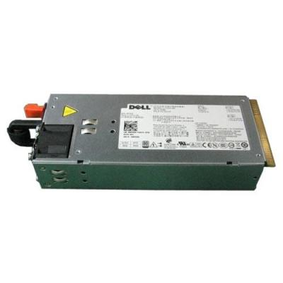 Dell power supply unit: Voeding: 495W - Hot-plug - Metallic