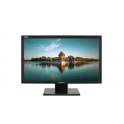 Lenovo ThinkVision LT2024 Monitor - Zwart