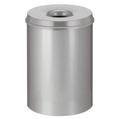 Vepa bins prullenbak: VB 103000 - Grijs