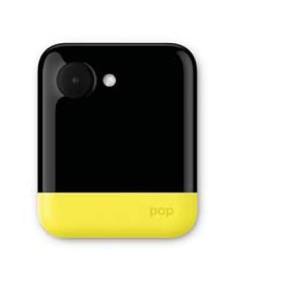 Polaroid direct klaar camera: POP - Zwart, Geel
