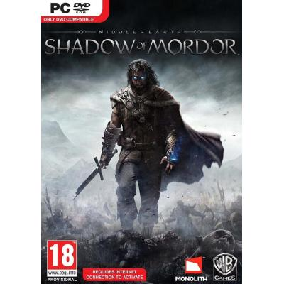 Mindscape game: Middle-Earth, Shadow of Mordor  PC