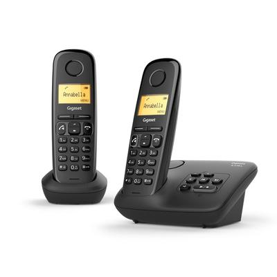 Gigaset A270A DUO Dect telefoon - Zwart