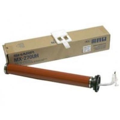 Sharp transfer roll: Upper Heat Roller - Zwart, Oranje