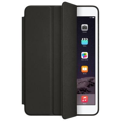 Apple tablet case: iPad mini Leer Smart Case - Zwart