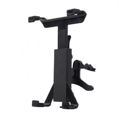 Gembird Air vent mount for tablet Telefoon onderdeel & rek - Zwart