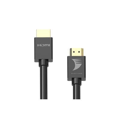 WyreStorm 4K HDR 4:4:4 60Hz HDMI Cable with CL3 Rating (2m/6.5ft) HDMI kabel - Zwart