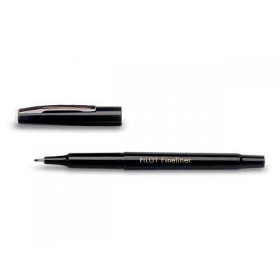 Pilot pen: Fineliner 0,4mm zwart/doos 12