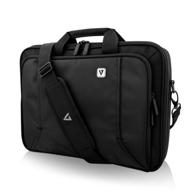 V7 CCP16-BLK-9E Laptoptas - Zwart