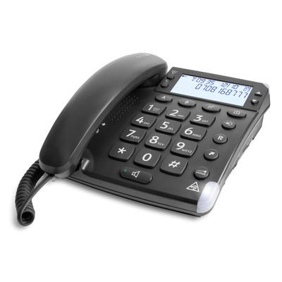 Doro Magna 4000 Dect telefoon - Zwart