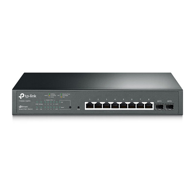 TP-LINK T1500G-10MPS switch