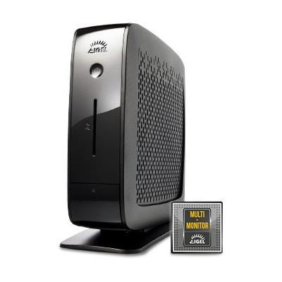 IGEL UD7 -LX thin client - Zwart
