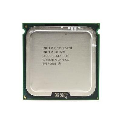 Hp processor: Intel Xeon E5420 Refurbished (Refurbished ZG)