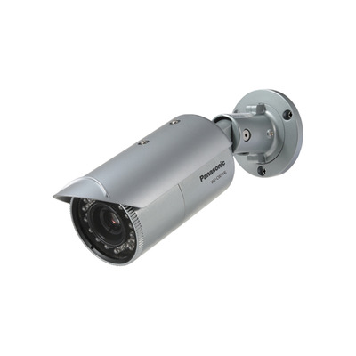 Panasonic CCD 1/3, SNR 52dB, white ballance AWC, ATW, IR LED, IP66, water, dust, weather resistance day/night .....