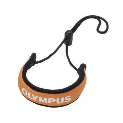 Olympus camera riem: PST-EP01 - Zwart, Oranje