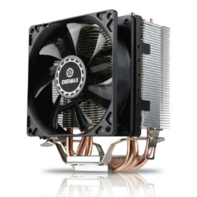 Enermax ETS-N31 Hardware koeling - Zwart, Copper, Zilver